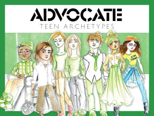 Advocate Teen Archetypes