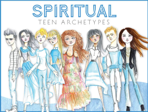 Spiritual Teen Archetypes